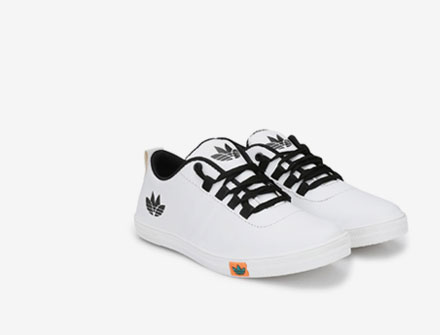Sneakers White Casual