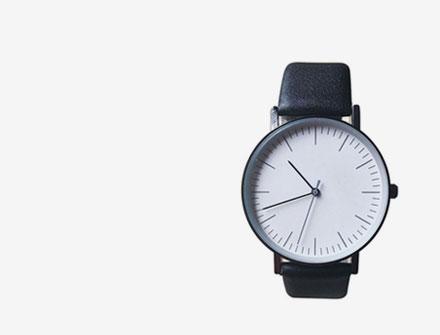 The Mercer Blue Watch